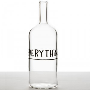 A story that doesn't get told – Bottle Everything