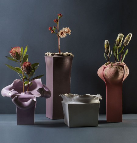 Secondome - Divina Sproporzione - Booming vases - Analogia Project