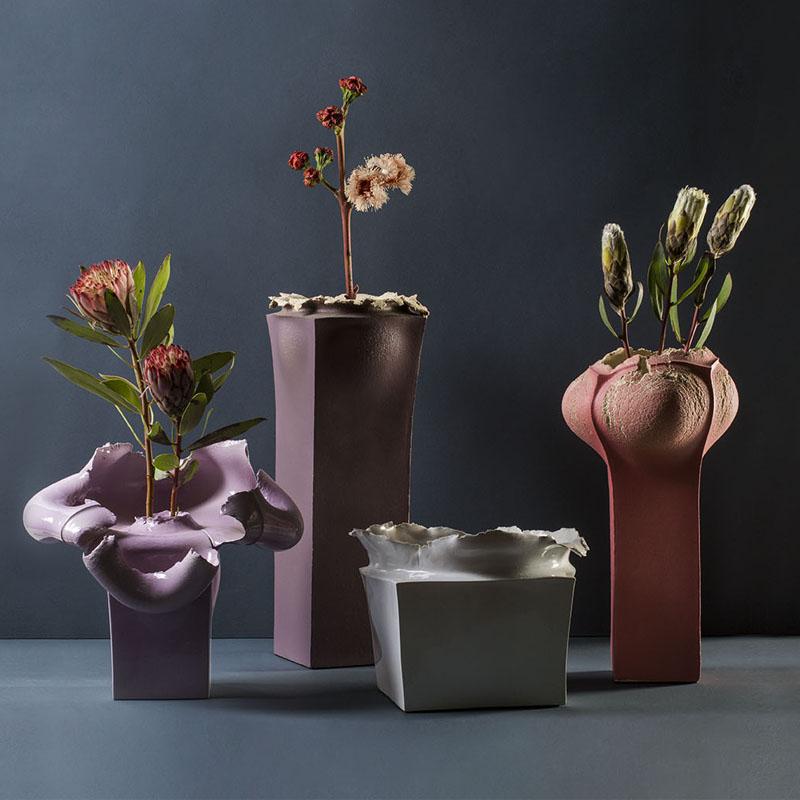 Secondome - Divina Sproporzione - Booming vases - Analogia Project