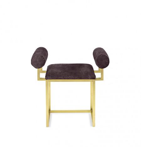 H stool COL.119 PRUGNA