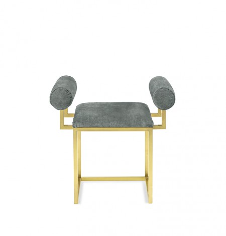 H stool COL.140 LAGO