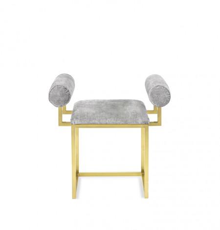 H stool COL.162 BRUME