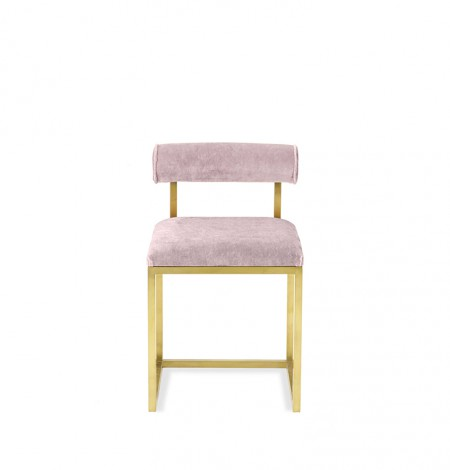 T stool COL. 125 ROSE THÉ