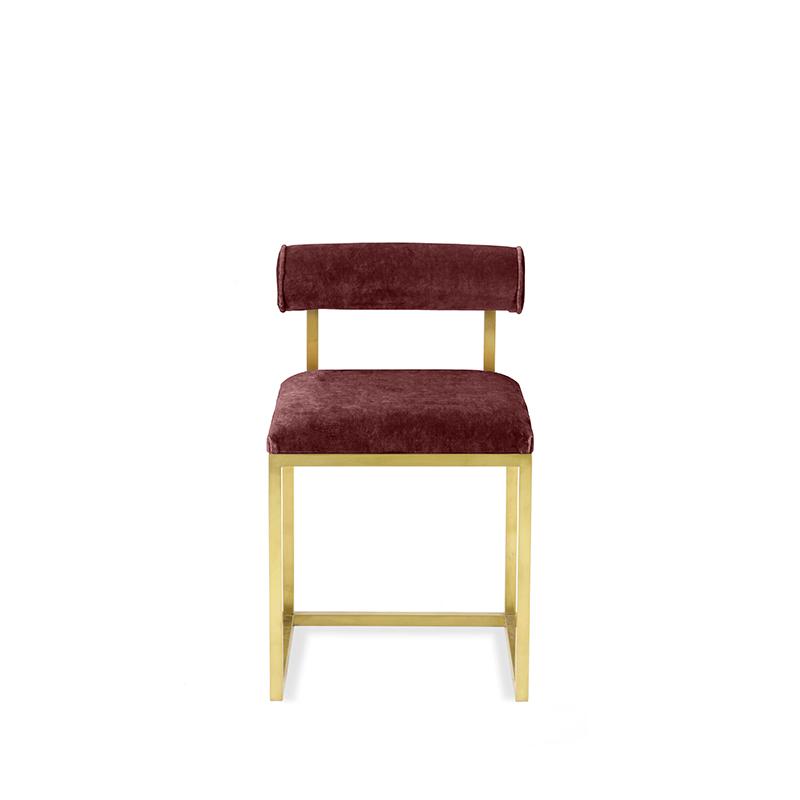 T stool COL.120 VINO