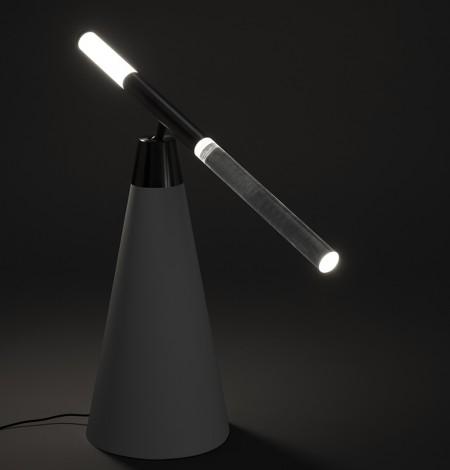 Secondome - Intimate phenomena - Television table light off - Gio Tirotto